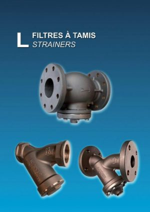 L - Strainers