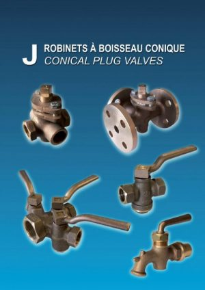 J - Conical plug valves